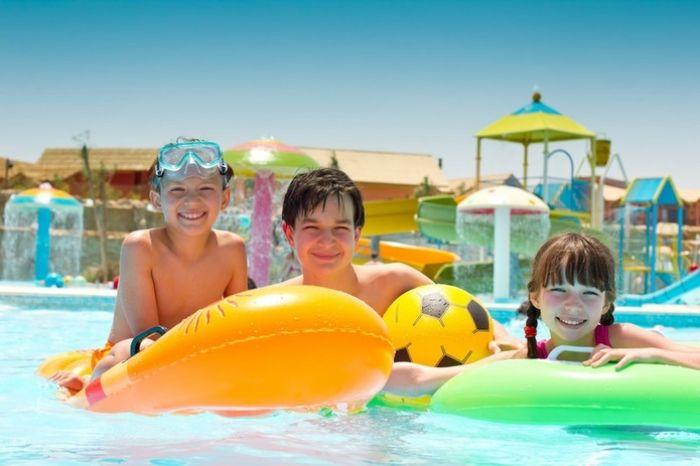 Hoteles tem ticos para ni os en espa a selecci n de los mejores hoteles - Hoteles con piscinas para ninos ...