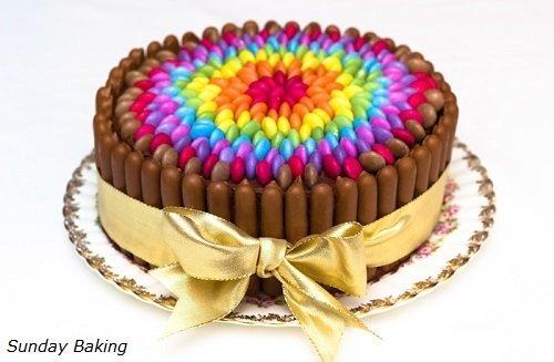 15 tartas de cumpleaos muy originales recetas tartas infantiles