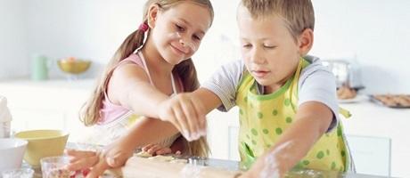 Cursos de cocina para niños