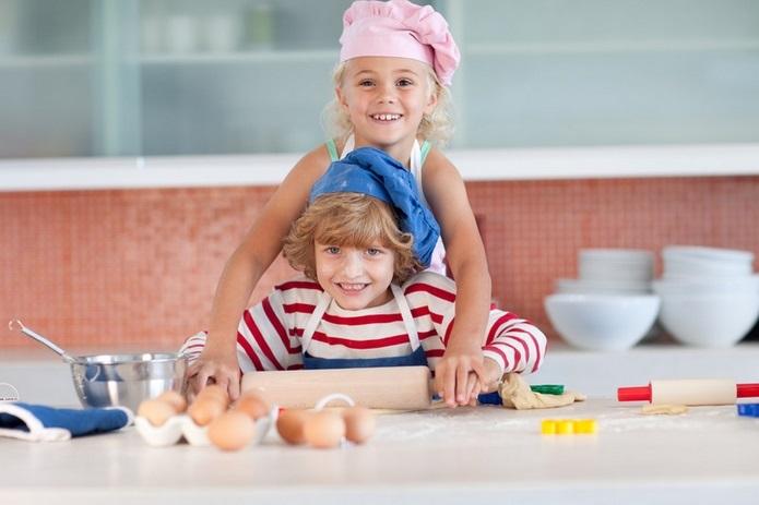 Cocina para niños: utensilios, accesorios y trucos de cocina para niños