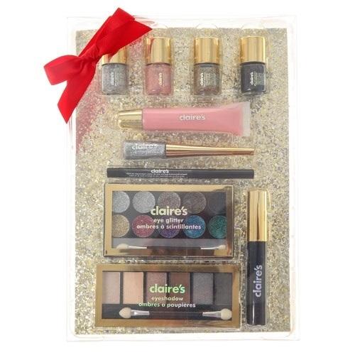 Kit de maquillaje de fiesta de Claire's