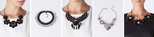 Collares de Azabache de Zara online