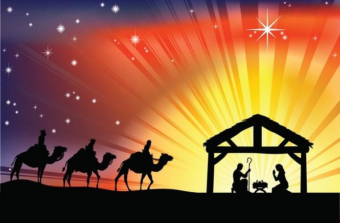 Papá Noel o Los Reyes Magos