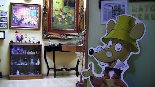 Casita Museo del Ratón Pérez