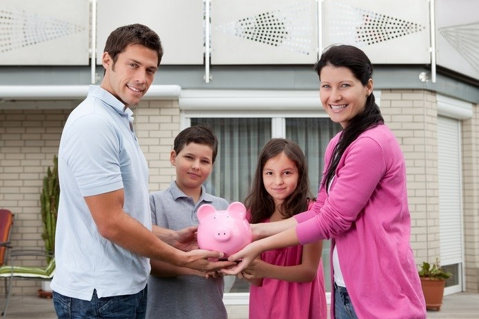 Enseña a tus hijos a ahorrar