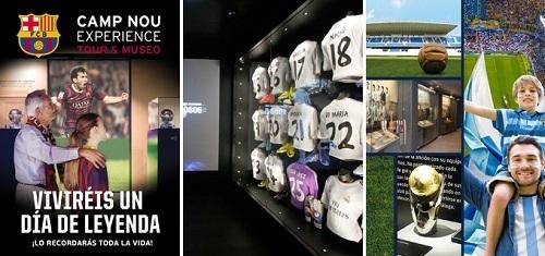 Tours y museos deportivos en Ticketmaster