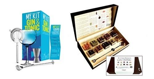 Kits de regalo de The Cocktail Room