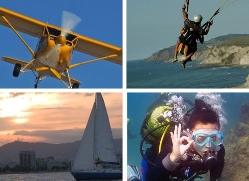 Actividades de deporte y aventura en atrapalo.com