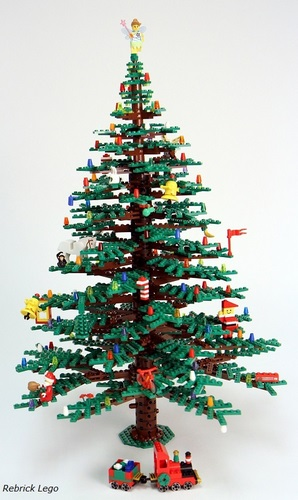 Rboles de navidad muy originales decoraci n de navidad - Arboles de navidad originales ...