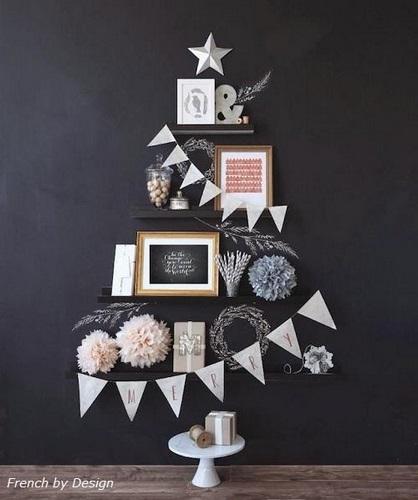 15 árboles de Navidad muy originales
