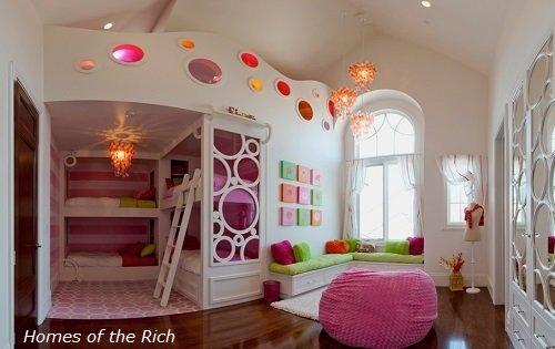 15 habitaciones infantiles con literas