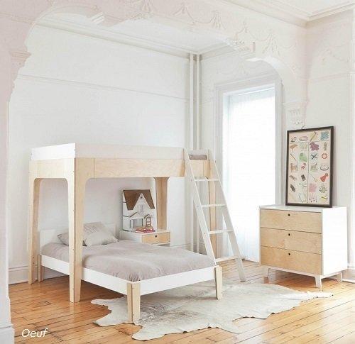 Habitaciones infantiles literas originales y de dise o - Habitaciones originales para ninos ...