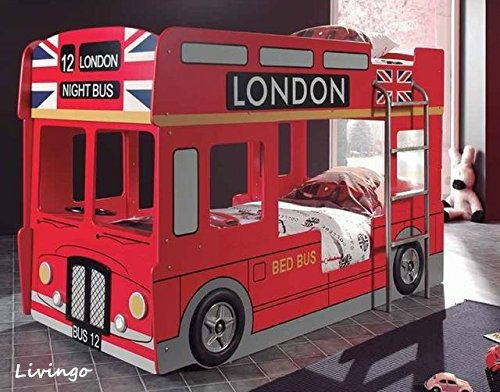 Literas autobús londinense Livingo