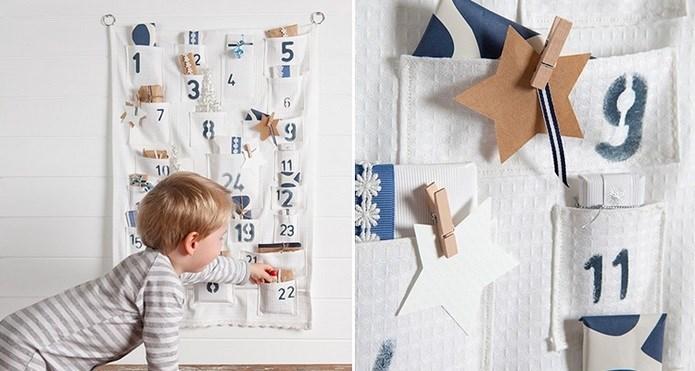 20 Calendarios de Adviento muy originales