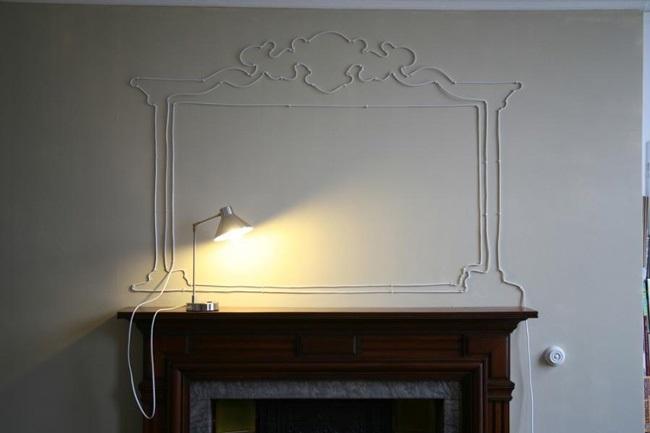 Cómo transformar los cables en un elemento decorativo