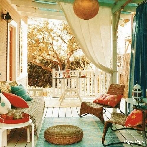 ¡En verano, mejor en la terraza!