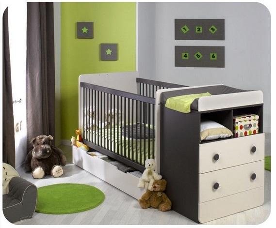 Muebles de beb c mo escoger muebles para la habitaci n de tu hijo - Muebles para habitacion de bebe ...