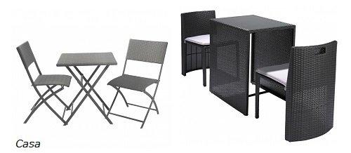 Muebles de terraza y jard n decoraci n de exteriores for Muebles de terraza y jardin baratos