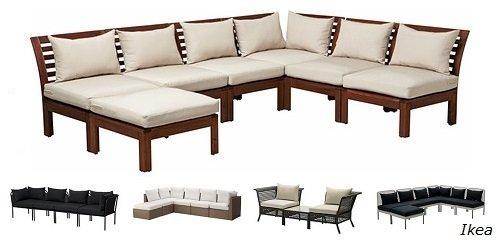 Muebles de terraza y jard n decoraci n de exteriores - Ikea muebles de jardin y terraza nimes ...