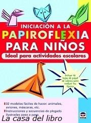 Libros de papiroflexia