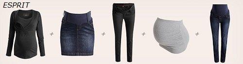 10 webs donde vestir a premamás