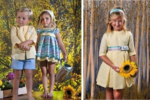 Colección de moda primavera-verano de José Varón