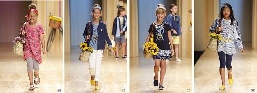 Colección de moda primavera-verano de Bóboli