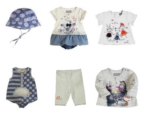 Nueva coleccion para bebés de Bóboli