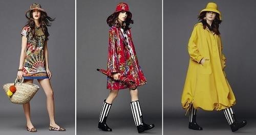 Colección de primavera 2015 Dolce & Gabbana