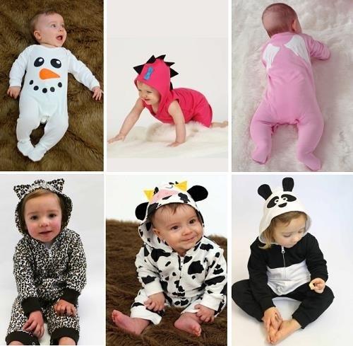 Ropa infantil online en Baby Moo's