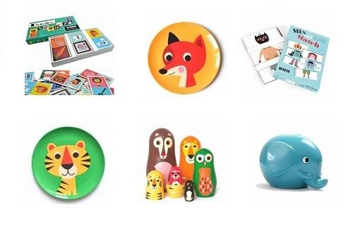 Complementos y accesorios infantiles de Zirimola
