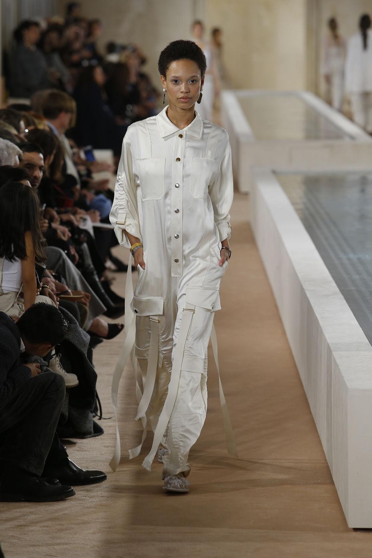 Mono pijama de Balenciaga