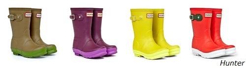 No importa que llueva… con botas de agua