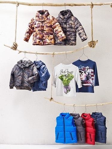 Nueva colección Mango Kids otoño 2014