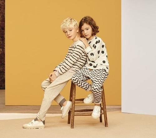 Ropa infantil de la nueva colección de Zara