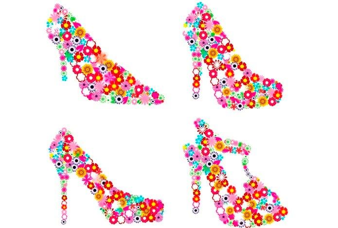 Moda zapatos 2013