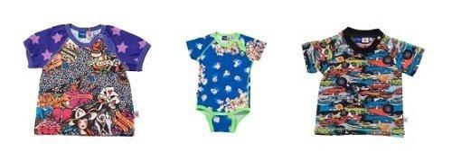 Camisetas y bodys de Molo Kids en la tienda online Chincha Rabincha
