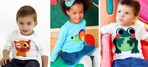 Moda artesanal para niños de Flamenka Baby