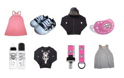 RockmeMum, ropa alternativa para padres e hijos
