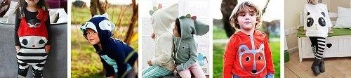 Papapulpo, ropa divertida para niños