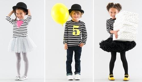 Ropa infantil de la tienda online Bob & Blossom