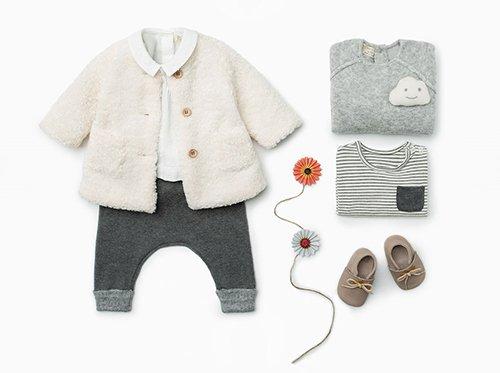 b82d09f6f Moda niños  nueva colección Zara Kids otoño invierno