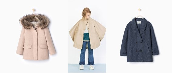 Kids Invierno NiñosNueva Zara Moda Otoño Colección n0OkP8w