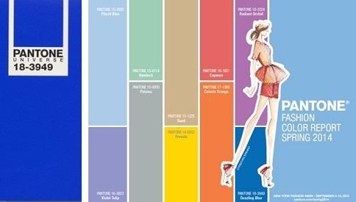 Llena tu vida del color de moda