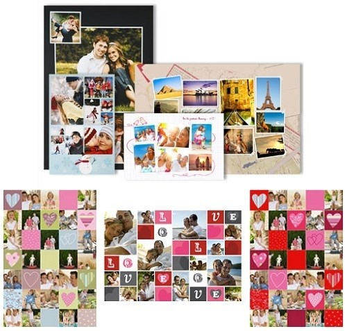 Collage personalizado de Photobox