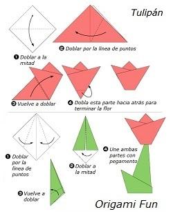 Cómo hacer papiroflexia con niños