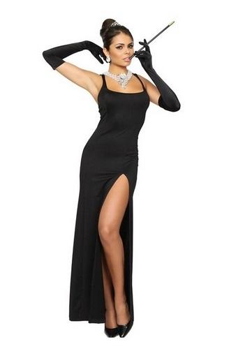 Disfraz de Audrey Hepburn a la venta en Amazon