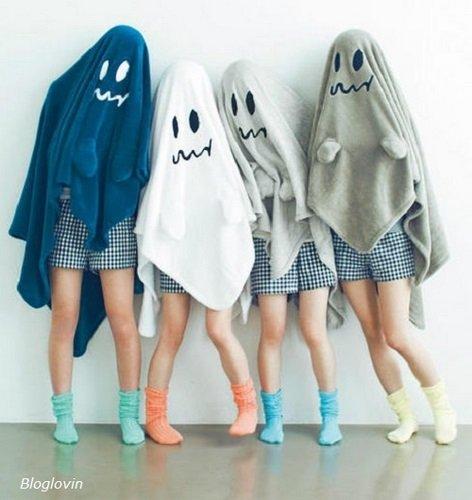 Disfraces terroríficos