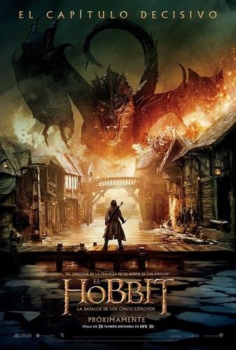 Película de El Hobbit: La batalla de los Cinco Ejércitos