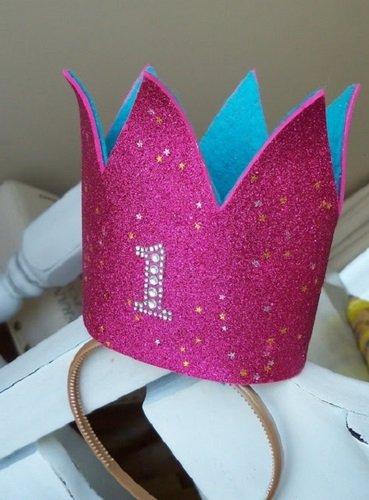Tutorial para crear una corona de gomaeva en Sister's Suitcase